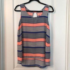 Le Lis striped blouse